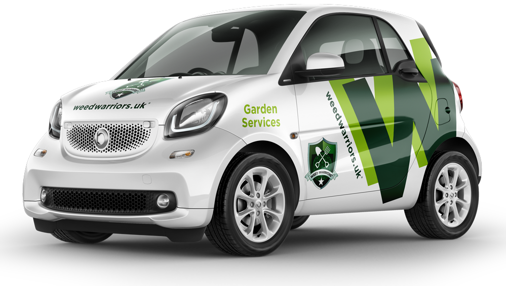 Weed Warriors Smart Car